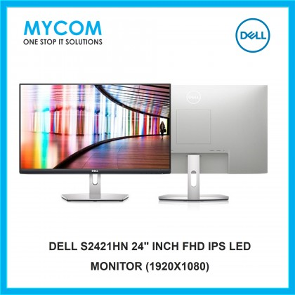 """DELL S2421HN 24"""" INCH FHD IPS LED MONITOR (1920X1080)"""